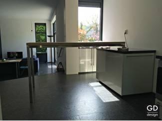 Maatwerk rvs design tafel oplossingen!