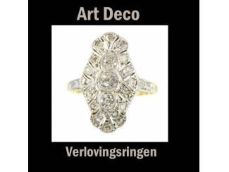 Art Deco ringen hoge kwaliteit lage prijs