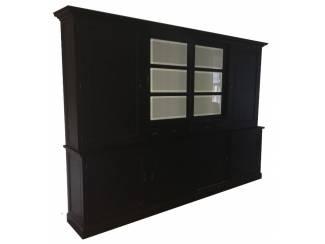 Buffetkast Gieten XL zwart - wit 310 x 230cm