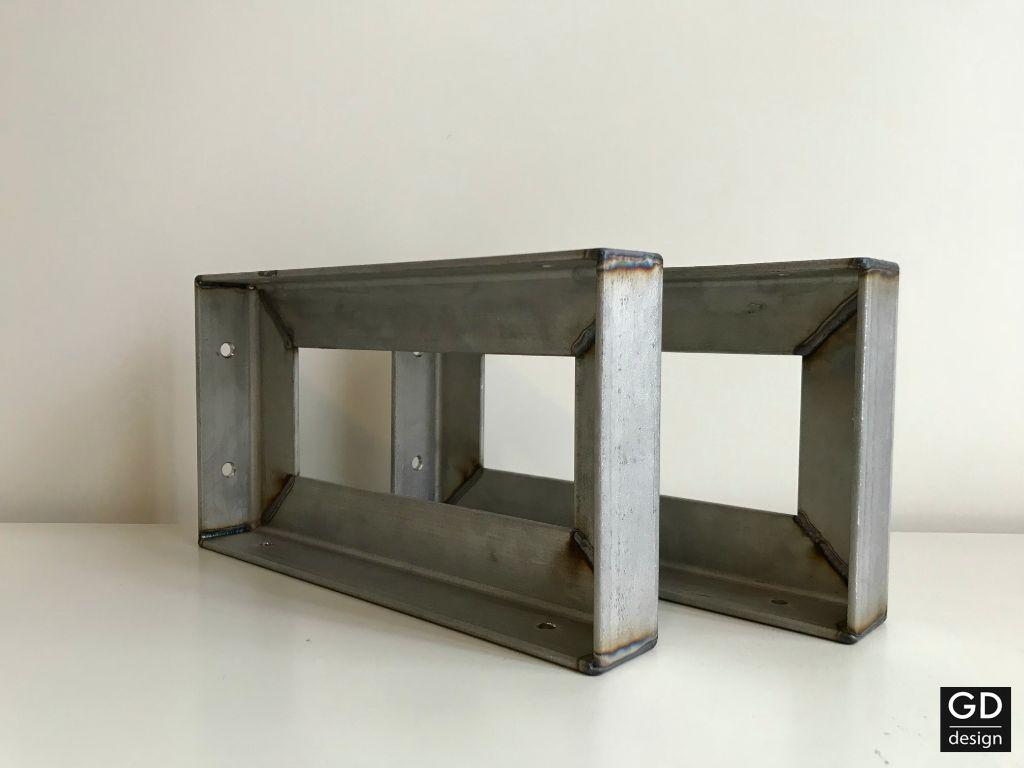 Industriele plankdragers roestvast staal rvs op maat wastafel