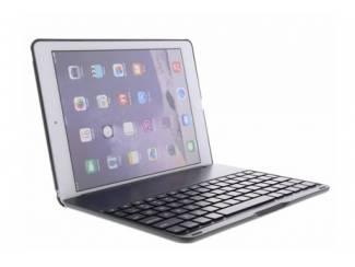 Zwarte Bluetooth Keyboard Hardcase voor de iPad Air 2 / iPad Pro