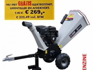 Houtversnipperaar / Hakselaar Lumag HC15-NL max 120 mm