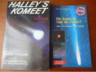 Halley's komeet + De komeet van de eeuw?