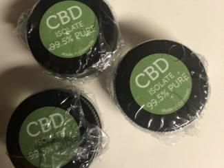 CBD Isolaatpoeder 99% + - Koop CBD Olie Online