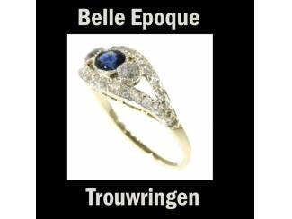 Prachtige Belle Epoque ringen in Antwerpen