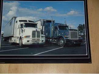 Vervoer en Transport POSTER 50X40 CM TRUCK SHOW POSTERS DIVERSEN NIEUW