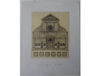 POSTER SANTA MARIA NOVELLA 50 x 40 cm NIEUW