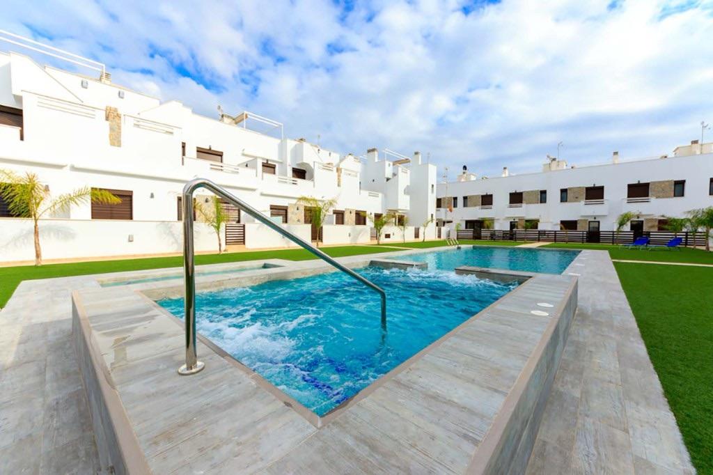 In Torrevieja staan deze prachtige woningen