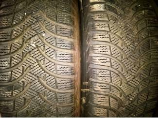 Banden en Velgen Toyota Yaris Winterbanden op lichtmetalen velgen