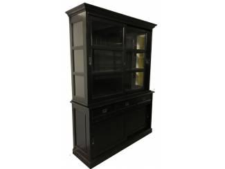 Buffetkast Montfoort zwart - zwart 160 x 220cm