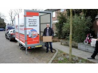 Opslagruimte en Spullen Opslaan in Deventer - Salland Storage