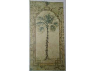POSTER PALM CREATION II 60 x 30 cm NIEUW