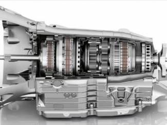 Automaat Reinigen Spoelen en Afvullen Volvo 6-traps