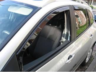 Renault oa Kadjar zijwindschermen getinte pasvorm heko visors