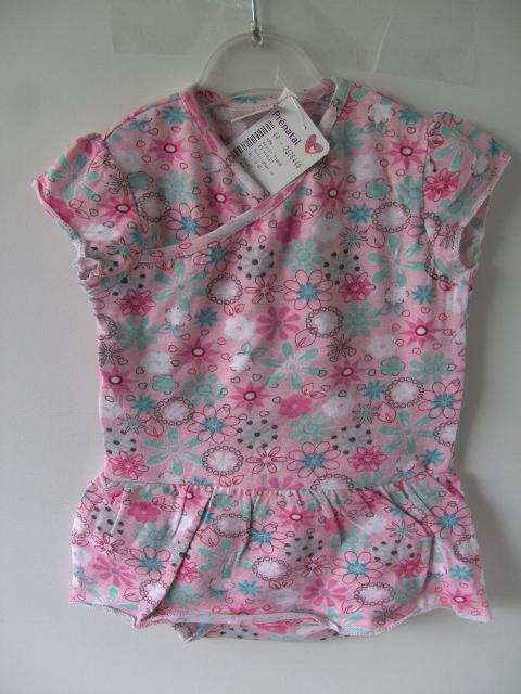 Babykleding Maat 68.Baby Meisjes Jurkje Met Romper Maat 68 Nieuw Babykleding