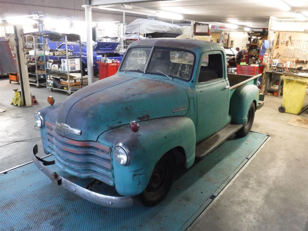 1949 Chevrolet 3100 Pick up origineel !