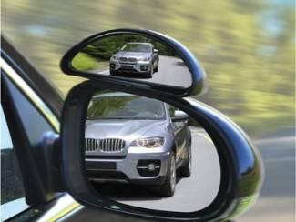 Dodehoekspiegel 1 of set 2 st bestelbus personenauto camper