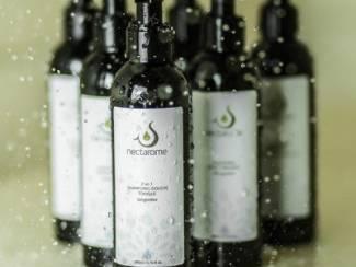 Kerst cadeau Hammam en 100% pure arganolie cosmetica aangeboden