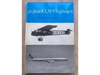50 Jaar KLM-Vliegtuigen - Hugo Hooftman