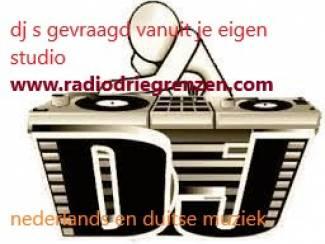 Gezocht: radiodrieGrenzen