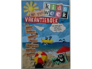HET GROTE VAKANTIEBOEK 9789000313594
