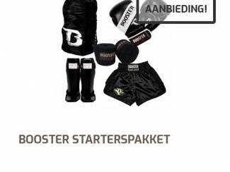 Booster starterspakket  voor kickboksen !!!