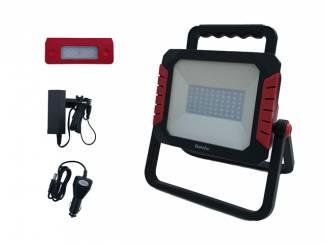 Barteljo Oplaadbare led-werklamp 30W hoge prestatie