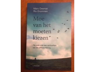 Moe van het moeten kiezen - Marc Desmet, Ria Grommen