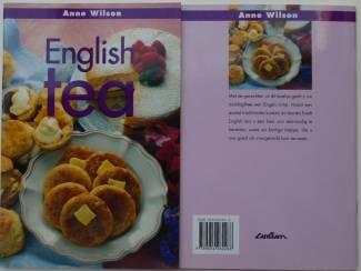 KOOKBOEKJES ENGLISH TEA 9789054262268