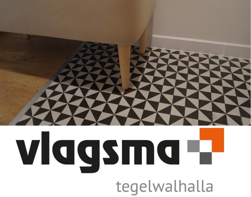 Zwart Wit Tegels : Portugese tegels zwart wit vives tegels vlagsma tegels