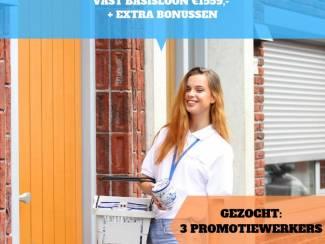 Promotiewerk Tilburg