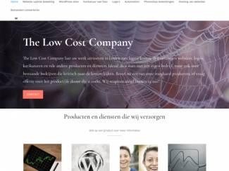 Websites, logo's, karikaturen en andere diensten