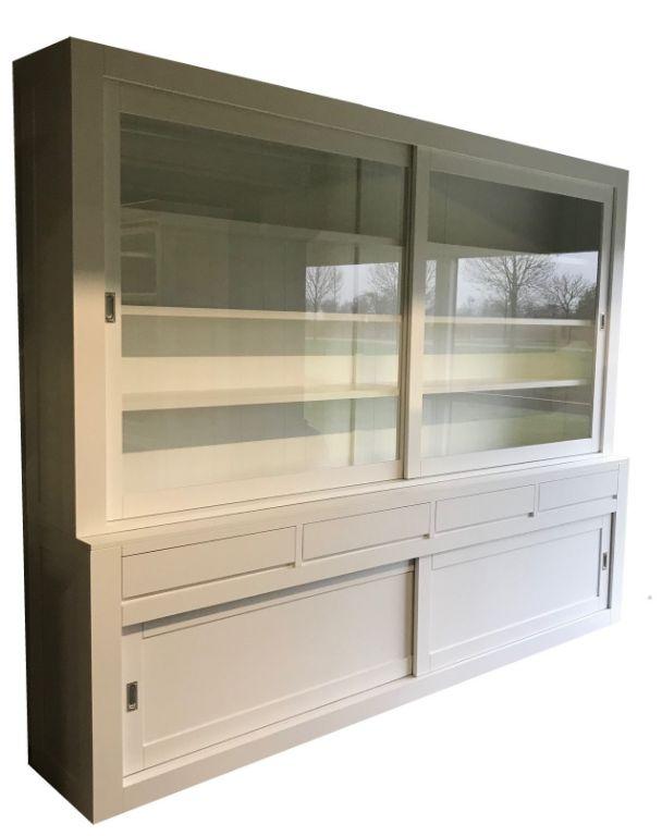 Buffetkast Design Xl Soft Close Wit 300 X 240cm Kasten En