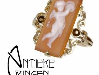 Bestel de perfecte antieke ring bij Adin!