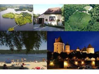 Vakantiehuis in Limousin - Frankrijk
