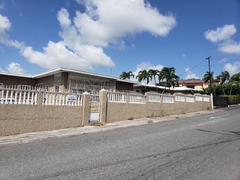 Unieke kans om een gezinswoning te kopen op Curaçao