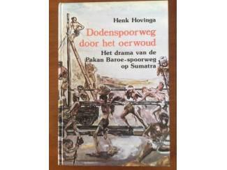 Dodenspoorweg door het oerwoud (Sumatra) - Henk Hovinga