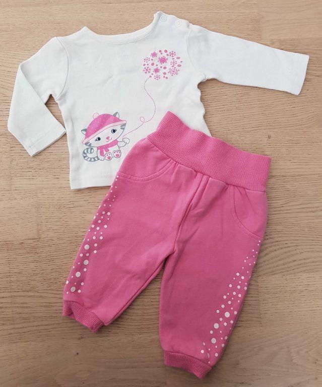 Babykleding 56.2dl Winter Setje Meisje 56 N1583 Babykleding