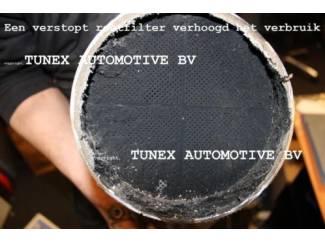BMW onderdelen Roetfilter reiniging Machinaal de beste methode TUV gekeurd