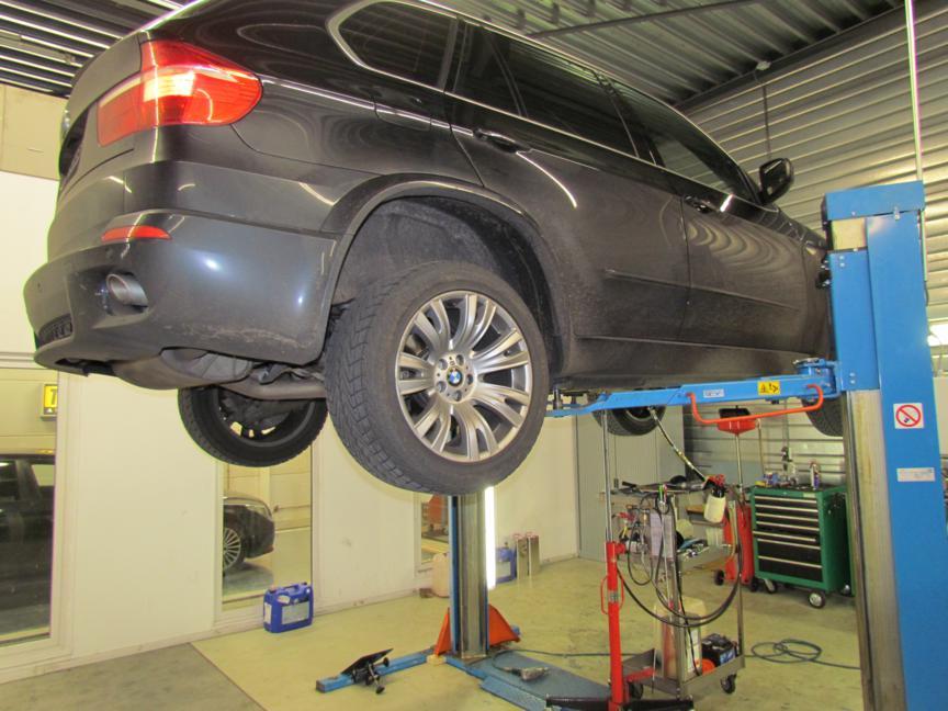 Automaatbak spoelen BMW F20-F30-F10-F11-F12-F15-F25