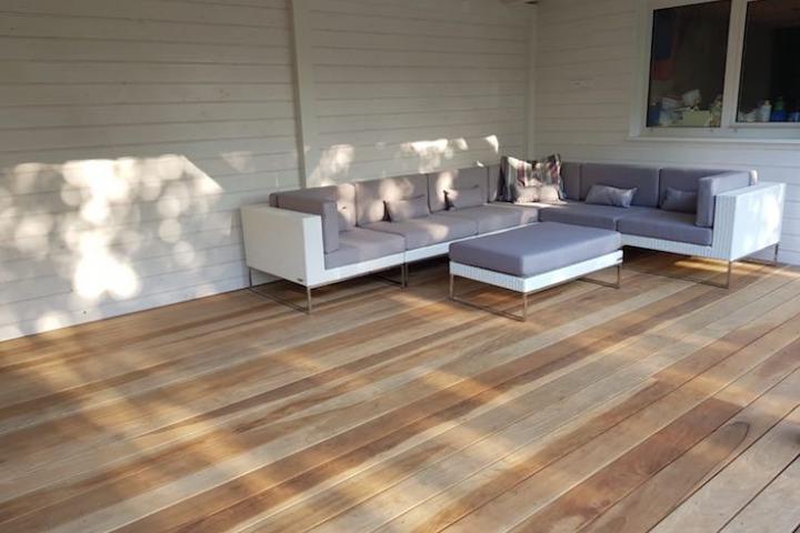 Aanbieding Loungebank Tuin : Loungeset design loungebank terras tuin wit wicker aanbieding