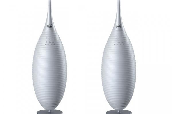 2 x PR-603 UV HEPA luchtreinigers met carbon tegen geuren