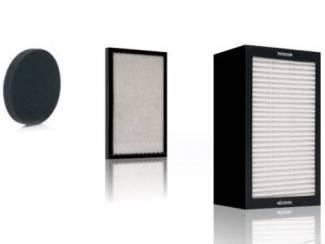 Ventilatoren en Airco's 2 x PR-603 UV HEPA luchtreinigers met carbon tegen geuren