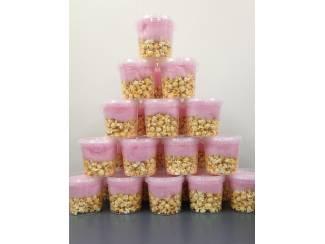 Feestartikelen unieke popcorn ,suikerspin, snoep Traktatie´s
