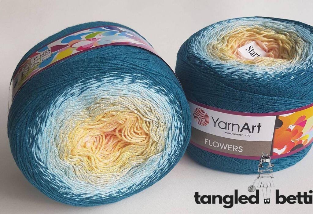 YarnArt FLOWERS - 270