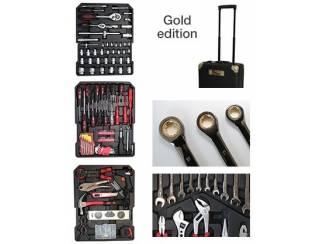 Gereedschapstrolley Gold / Titanium editie