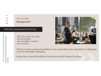 interim management bureau