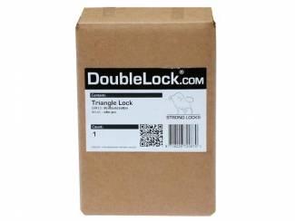 Accessoires en Tuning DoubleLock aanhangerslot Triangle Lock RED SCM