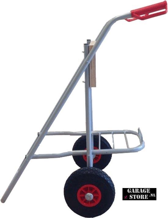 Buitenboordmotortrolley MAX 150 kg