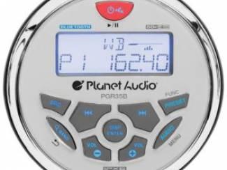 Accessoires en Toebehoren Planet Audio Compleet Boot Pakket